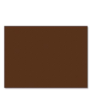 25106 - Manteles Individuales de papel 30x40 AirCel Chocolate